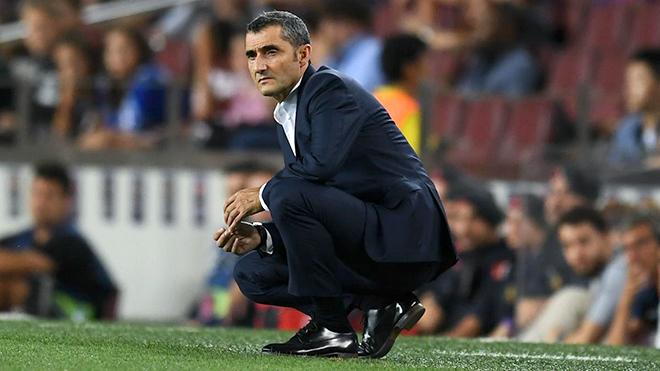 Barca: Có một cách khác để yêu Valverde