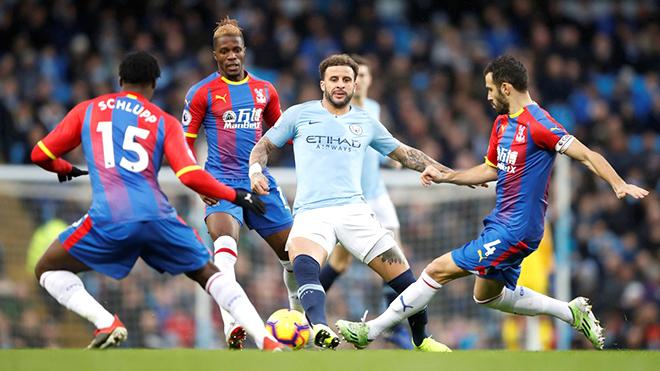 Man City trước trận gặp Leicester: Còn đó bài học Crystal Palace