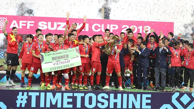 Đội tuyển Việt Nam: Hãy quên AFF Cup đi, giờ là Asian Cup!