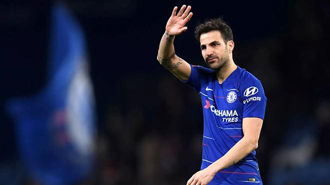 Chelsea: Rồi cũng đến ngày Fabregas rời nước Anh