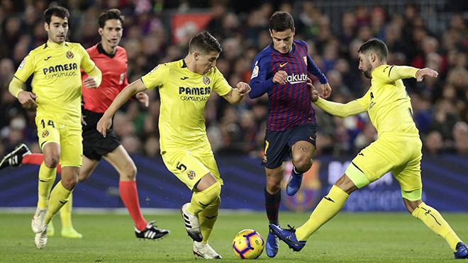 Coutinho đang lạc lối ở Barcelona