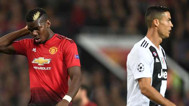 M.U: Pogba chưa đủ bản lĩnh như Ronaldo để đối đầu Mourinho