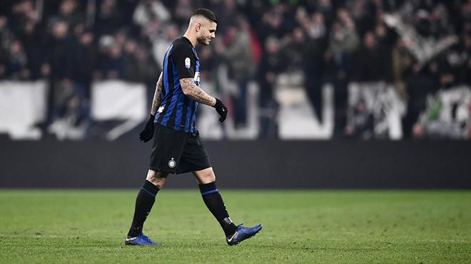 Inter buông súng từ quá sớm