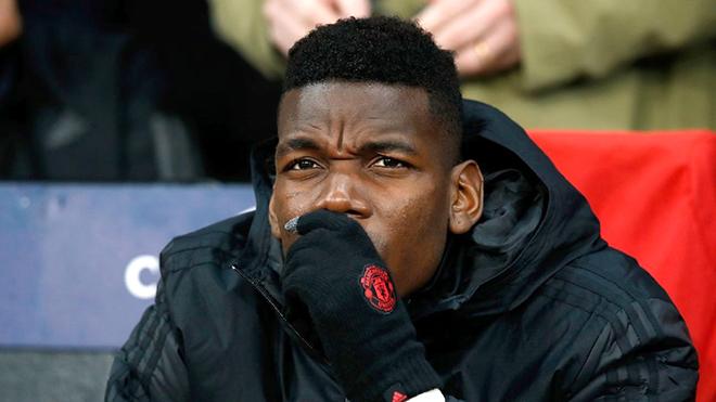 M.U: Trận chiến Mourinho vs Pogba đã đến hồi kết?