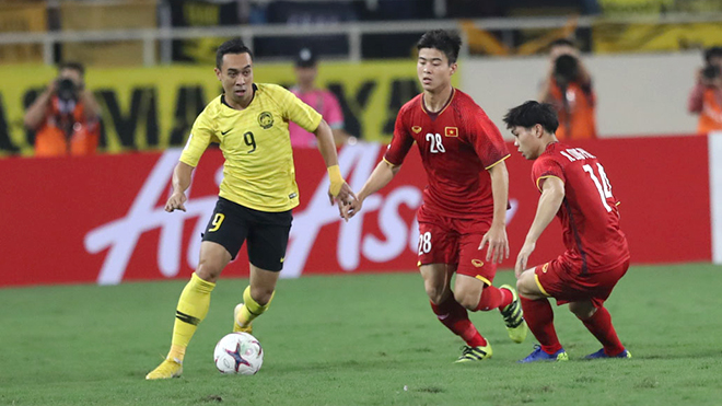 Malaysia vs Việt Nam: Khối rubic của HLV Park Hang Seo (VTV6, VTC3 trực tiếp)