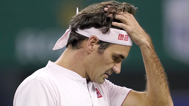 Tennis: Federer thất bại trong cuộc bình chọn năm