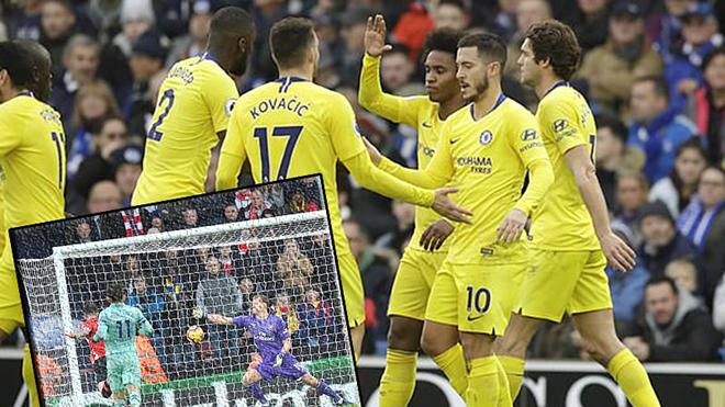Ngoại hạng Anh vòng 17: Chelsea thẳng tiến, Arsenal lùi bước