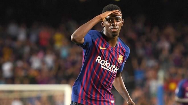 Barca: Messi chấn thương nặng, cần giải cứu binh nhì Ousmane Dembele