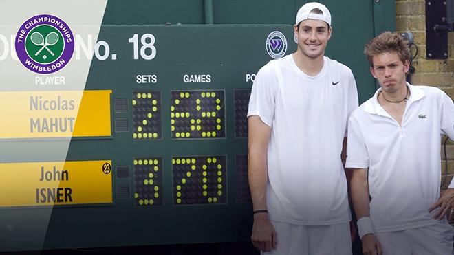 Ơn Chúa, Wimbledon đã có tie-break set cuối