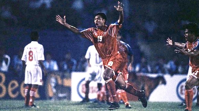 Những khoảnh khắc đáng quên trong lịch sử AFF Cup: Thái Lan, Indonesia, và vết nhơ 1998