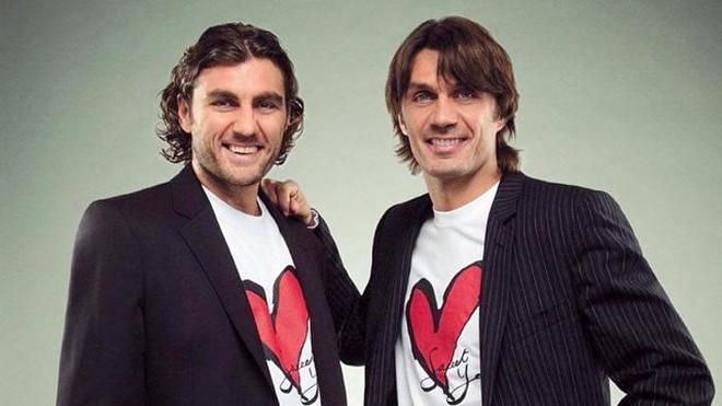 Sweet Years: 15 năm ngọt ngào của Maldini và Vieri