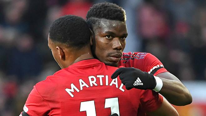 Pogba và Martial sẽ là phép cộng hoàn hảo cho M.U