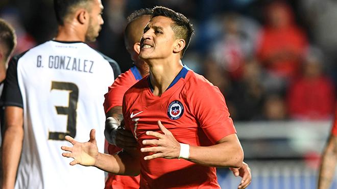 M.U: Thông điệp chưa trọn vẹn của Sanchez