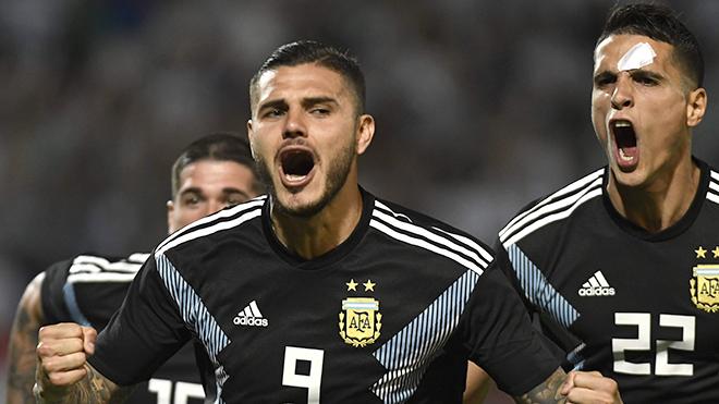 Icardi và Dybala cùng ghi bàn: Ngày mới của Argentina, tạm quên nỗi nhớ Messi