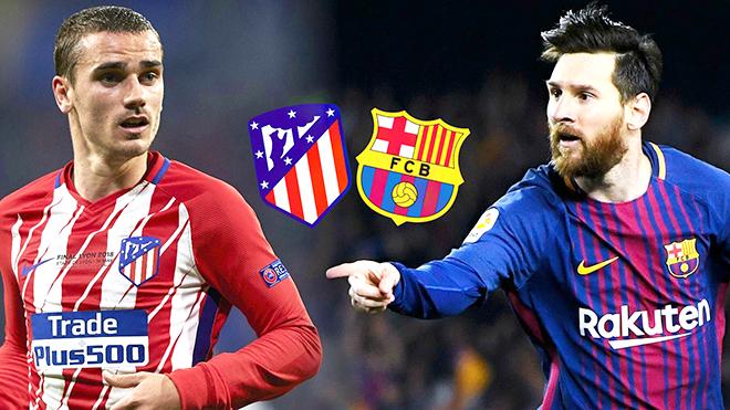 Đại chiến Atletico Madrid – Barcelona: Định hình mùa bóng ở Wanda Metropolitano
