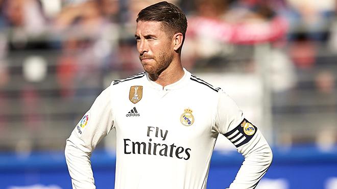 Hàng phòng ngự Real Madrid: Những kẻ thất bại của thập kỉ
