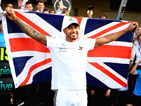 Lewis Hamilton: Vĩ đại nhất trong những tay đua vĩ đại?