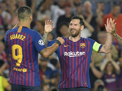 Khi Messi còn đơn độc, Barca sẽ khó vô địch