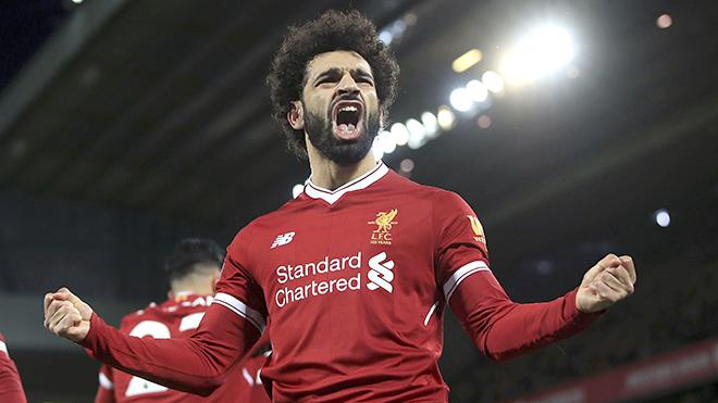 Châu Âu ngả nghiêng vì Liverpool