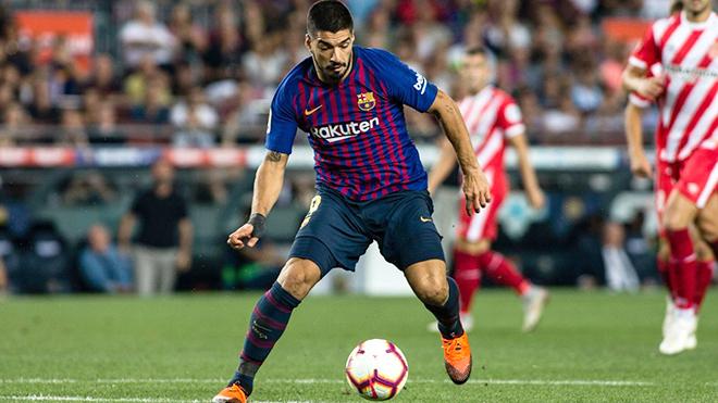 Messi càng thăng hoa, Luis Suarez càng kém hiệu quả