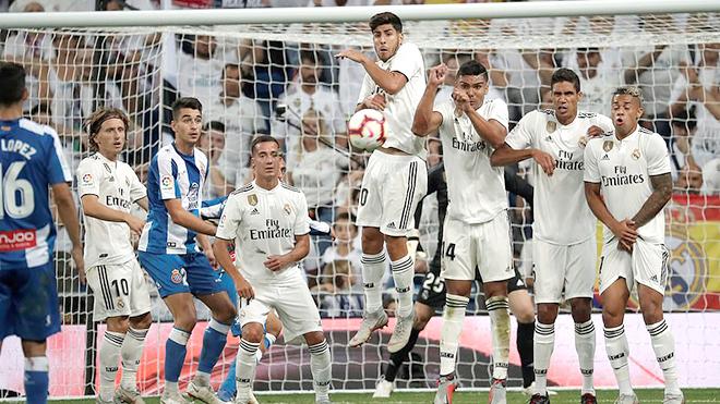 Khi Real Madrid chiến thắng nhờ phòng ngự