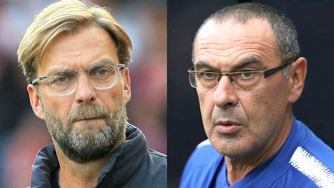 Liverpool đại chiến Chelsea: Hai nửa buồn, vui của Sarri và Klopp