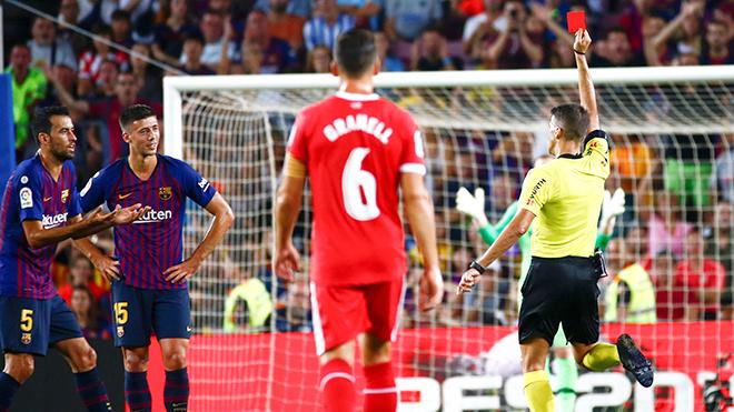 Barca mất điểm vì trò hề VAR