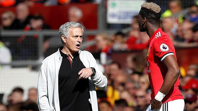 Mâu thuẫn Mourinho vs Pogba: Chỉ vì ghét cái thái độ