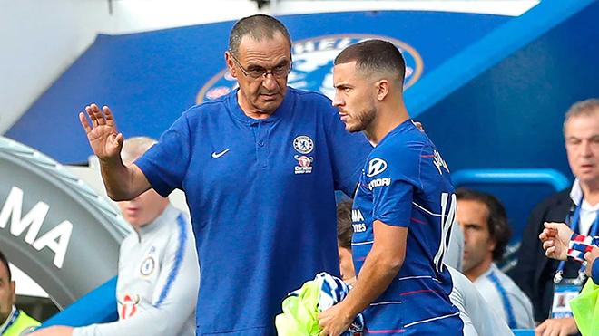 Sarri đã 'phù phép' Chelsea như thế nào?