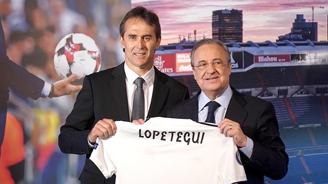 Lopetegui là nạn nhân của Florentino Perez trong cơn khủng hoảng ở Real