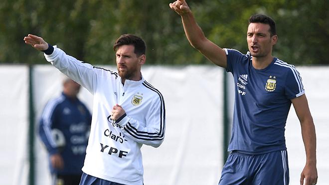 1h00 ngày 12/10, Iraq – Argentina:  Cơ hội mới của Lionel Messi
