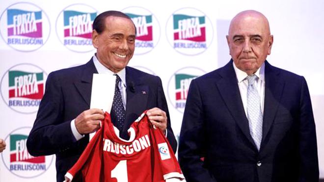 Từ Milan đến Monza: Cuộc phiêu lưu mới của Berlusconi