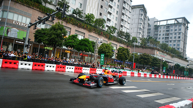 F1 chào Vietnam Grand Prix 2020