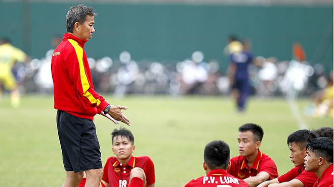 U19 Việt Nam thua từ trong trứng nước