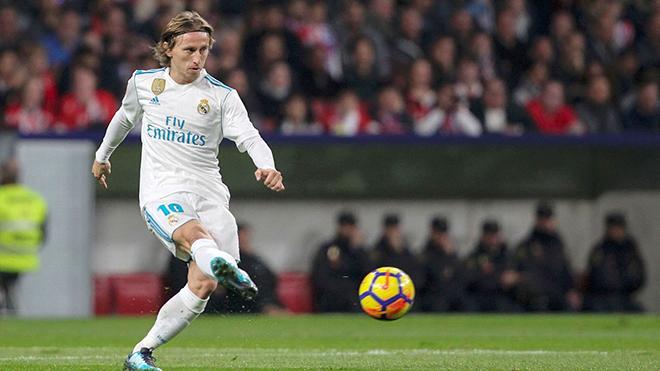 Luka Modric luôn sôi nổi với trái bóng, nhưng khi anh tĩnh lặng, mọi thứ thật đáng sợ