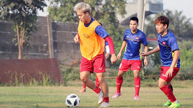 U23 Việt Nam vượt khó