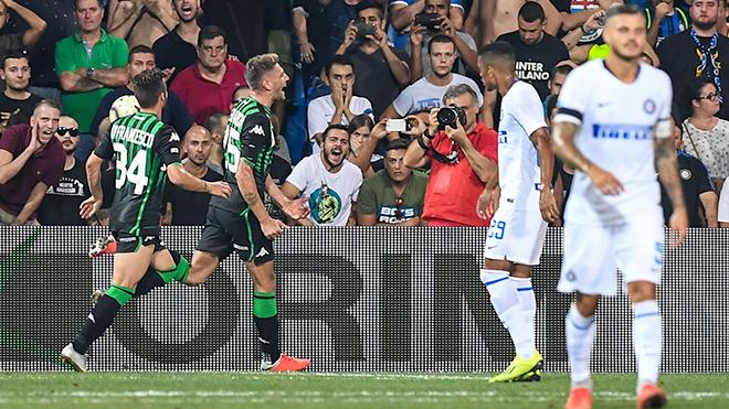 Inter Milan thua trận khởi đầu: Điệu tango buồn ở Reggio Emilia