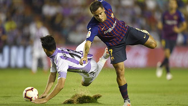 Dembele và VAR giải cứu Barca: Khốn khổ trên cánh đồng khoai tây!