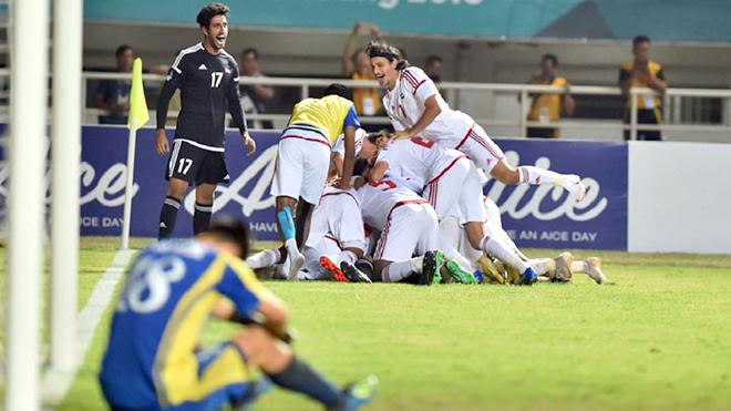 U23 Nhật Bản vs U23 UAE (19h30, 29/8):  U23 UAE và con đường của U23 Việt Nam
