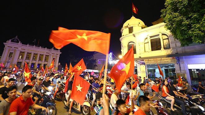 U23 Việt Nam và dòng chảy chiến thắng