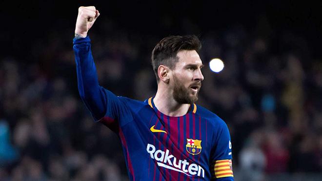 Leo Messi: Định mức khuây khỏa cùng Barcelona