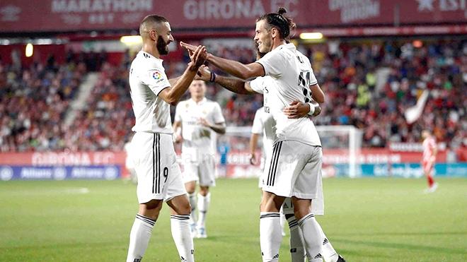 Khi Benzema và Bale được giải thoát khỏi Ronaldo