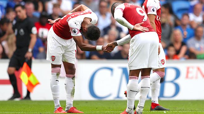 'Song sát' Aubameyang – Lacazette sẽ là chìa khóa chiến thắng cho Arsenal?