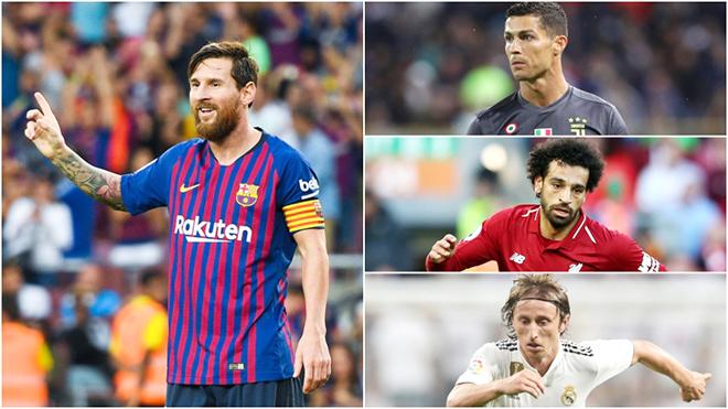 Messi trượt Cầu thủ hay nhất năm của FIFA: Khi Camp Nou bị tổn thương