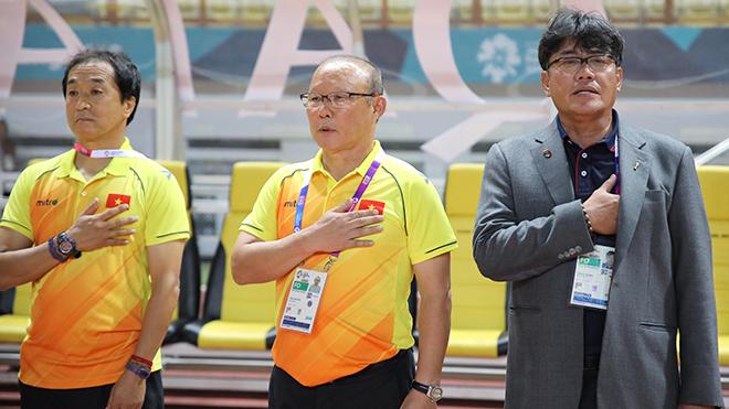 Phút trải lòng của thầy HLV Park Hang Seo