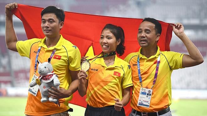Thể thao Đông Nam Á tại ASIAD: Tiến bộ, nhưng vẫn là vùng trũng