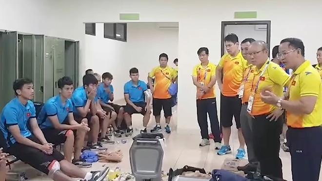 HLV Park Hang Seo và sức ép ngàn cân!