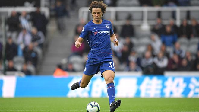 Luiz có thật sự hồi sinh dưới bàn tay Sarri?