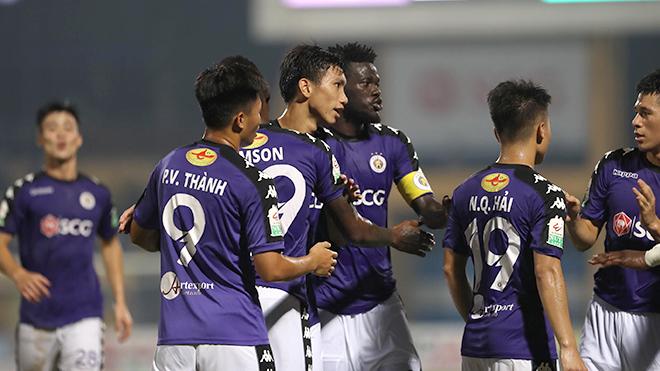 HLV Nguyễn Thành Vinh: 'Hà Nội FC quá xứng đáng vô địch'