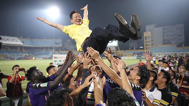 Công thức làm nên nhà vô địch Hà Nội FC